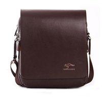 Free Shipping!!! Authentic kangaroo kingdom Men's Genuine Leather/PU Big Shoulder bag MB03