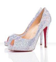 Туфли на высоком каблуке sexy women shoes spikes shoes high heels platform pumps genuine leather shoes