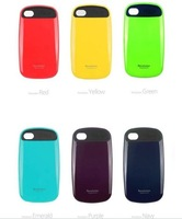 10pcs/lot.New Fashion iFace 2 Case For iphone 4 4s,Korea Style Candy Color iFace Revolution Cover For Iphone 4S 4G,Free shipping