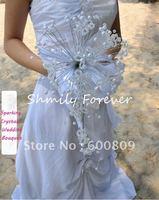 Свадебный букет Shmily forever Swarovski , YJCBF-009