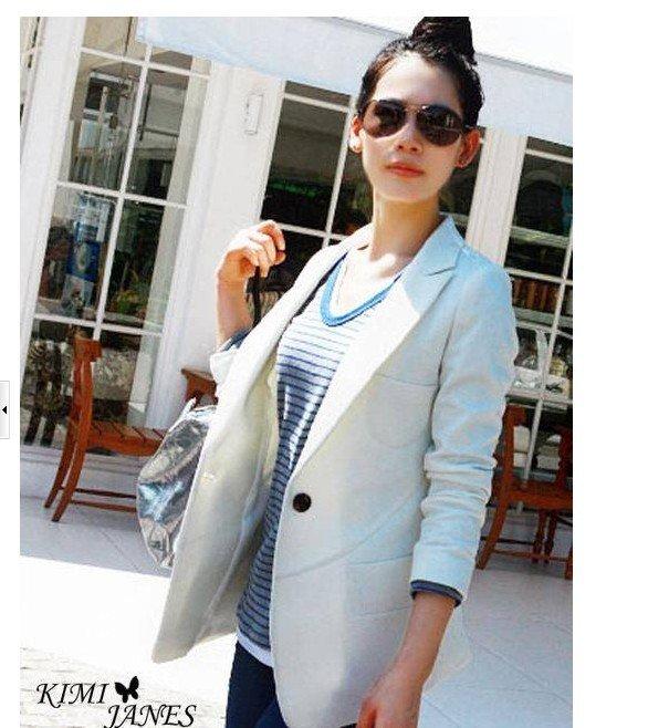 Casual Cotton Blazer For Women Women Blazer Cotton