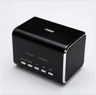 JH-MD05B mini  portable  sport  speaker  play  with U Disk , Micro sd card, Computer with FM  Music Angel  play music anywhere