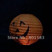 free ship Halloween Products, Halloween decoration,Halloween gift,Paper Lantern, Pumpkin
