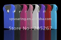 T-shirt Soft silicone case skin back cover for iphone 4S 4G