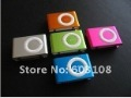 Big discount New Mini Micro SD/TF Card metal mp3 Clip Mp3 player mini mp3 usb player Black promotional sales