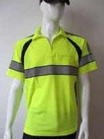 Blauer Hi Vis Sportswear Safety POLO Shirt