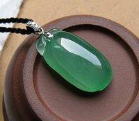 100% Natural Burma jadeite jade Pendant A+++++ quality