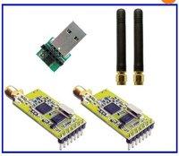 New APC220 Wireless Communication Module + USB Adapter module