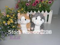 Free shipping 50 pieces/lotsTalking Pet Hamster Talking Plush Toy