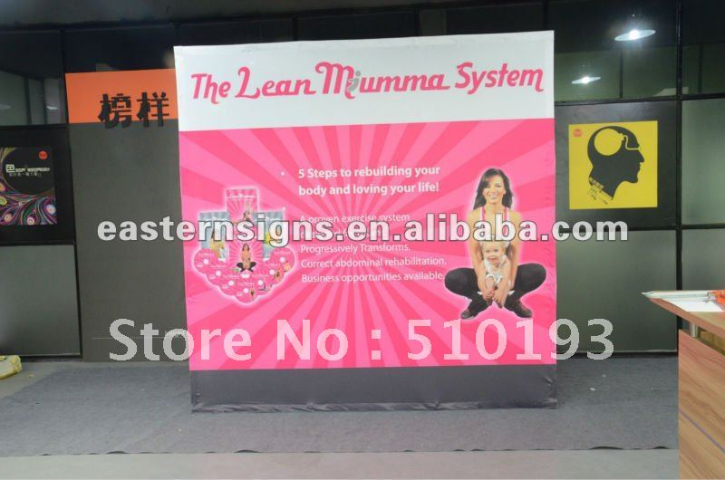 Pop Up display stand(China (Mainland))
