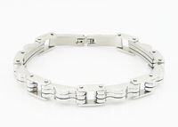 Браслет из нержавеющей стали Hot selling mens stainless steel bracelets jewelry stainless jewelry steel 316l bracelets