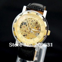 ROMAN NUMBER, MEN CLASSIC MECHANICAL WATCH.Hot selling .free shipping !!!!!