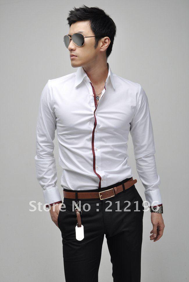 Korean casual dress for men