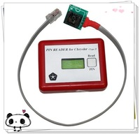 Newest  PIN CODE READER for Chrysler key programmer OBDII car diagnostic tool Free shipping with good quality !