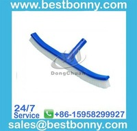 "Swimming Pool Products-18"" standard Curved Wall Brush"