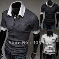 Polo T shirt man polo men's polo t shirt  dropship