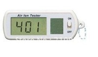 digital air ionizer tester, air purifier tester, anion generator checker