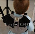 I4 Free shipping 3pcs/lot Baby Toddler Walking Safety Harness Backpack, design: Bat
