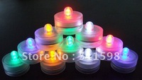 Free Shipping,RGB Color Changing Submersible LED Light