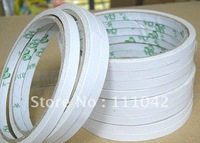 high quality 9M Double-sided tape, double sided adhesive tape, 3mm  6mm 10mm wide free shipping