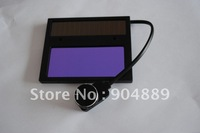 Best Solar auto darkening welding mask/helmet use filter sent to you  free shipping
