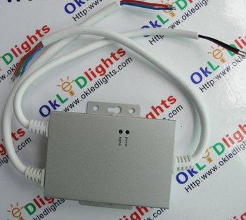 4 Keys wireless LED RGB DMX controller