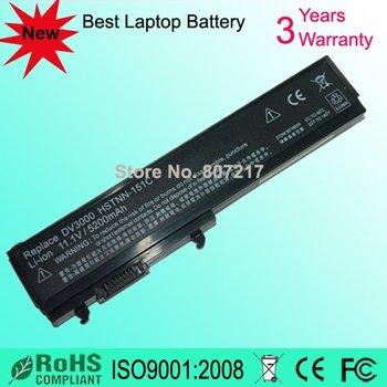 New  6-Cell Battery for HP Pavilion dv3000 dv3100 dv3500 HSTNN-151C 463305-341 Free Shipping