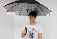 Multifunctional UV sunshade umbrella golf umbrella Electric fan umbrella