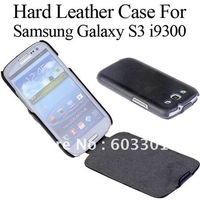 Чехол для для мобильных телефонов Genuine leather flip case for samsung galaxy note i9220 and screen guard protector, OPP bag packing