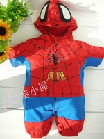 NWT Infant Sleepers 0~36months - SPIDERMAN style