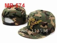Wholesale camouflage florida marlins snapback caps adjustable hats baseball caps free shipping