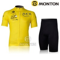 2012 New ! Short Sleeve Cycling Jersey /bike Jersey / cycling clothes + BIB Shorts.