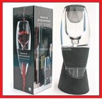 HOT wine Aerator Magic Decanter with bag hopper magic decanter with bag and filter #000 Free shipping