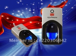 Free Shipping!! Wholesale Digital Persona Fingerprint Reader with USB&SDK URU4500(China (Mainland))