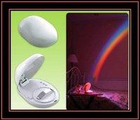 second-generation Rainbow Projector / lamp / Rainbow Light / New Year gift / birthday gift