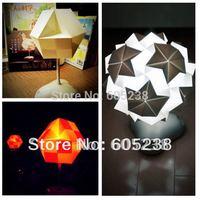 Free shipping 5 pcs/lot Japen Trend Akari Origami LED lamp by Human Science