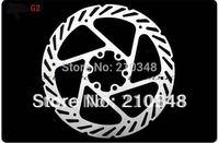 """1 Pair BB5 G2 Disc Brake Rotors MTB 160mm 6"""" Bike Bicycle Parts"""