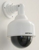 Fake Dummy Decoy Dome Security Camera with Red Blinking LED NEW DUMMY CAMERA 2100