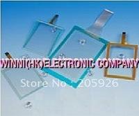 touch glass  for TX09D83VM3CEA or TX09D80VM3CCA touch
