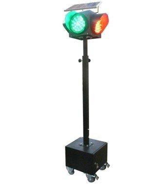2012 Most Popular LED Solar Traffic Signal Control Lamp(China (Mainland))