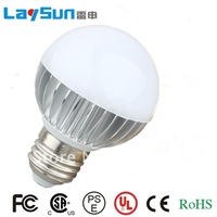 Ultra bright LED bulb 3W High power E27 110-220V Cold White light LED lamp with 180 degree Spot light Free shipping