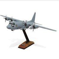 ac-130 ghost gunship model 3D paper model children's educational toys DIY paper-cut model birthday gift +free shipping