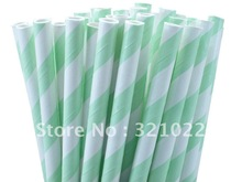 drinking paper straws promotion