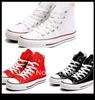 Free shipping  fashion hot sale women&#39;s canvas shoes high style and low style white black red blue beige