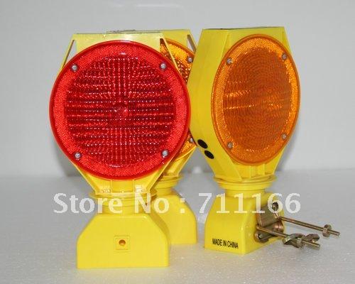 2013 Most Popular LED Solar Traffic Obstruction Warning Lights(China (Mainland))
