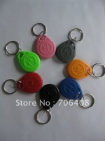 Sample for RFID key tags 125KHz IEM compatiable chip