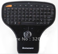 Lenovo N5901 2 in 1 With 2.4G Wireless Mini Keyboards and Mouse Trackball Perfect For Home Theater PC