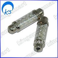8pcs of  round head LED festoon car bulb 80392