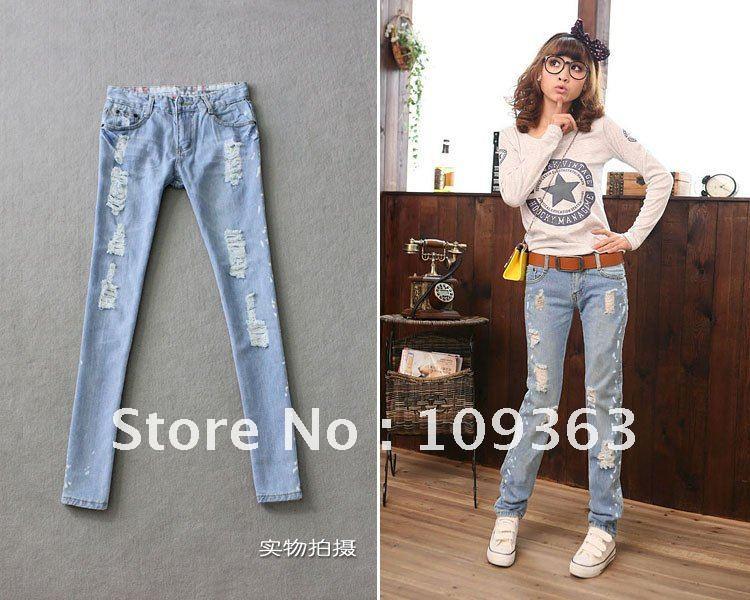 как носить джинсовые шорты 2013