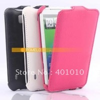 For HTC  G14 XL sensation XL X315E G21  Leather Cover Case free shipping by air mail ED562